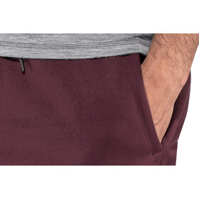 Peak Performance Ground Pantalones cortos Hombre, wine